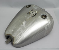 V-Twin Manufacturing One Piece Gas Tank