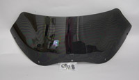 National Cycle 6-1/4″ Dark Tint Wave Windshield