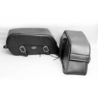 Saddlemen Slanted Drifter Saddlebags - Extra Jumbo