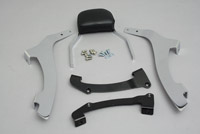 Cobra Mini Square Sissy Bar with Pad
