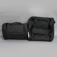 MotoCentric Cruiser Roll Bag and Pack