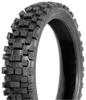 Kenda Tires K781 Triple 110/100-18 Rear Tire