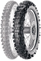Metzeler MCE 6 Days Extreme 140/80-18 Rear Tire