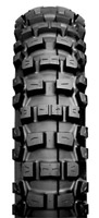 IRC IXO5H 100/100-18 Rear Tire