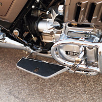 MC Enterprises Floorboard Kit for Interstate, Aspecade and GL1200 Gold Wing