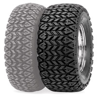 Carlisle All Trail 25x10.5-12 Front/Rear Tire