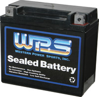 Sealed Maintenance Free 12V Battery Model #YTX14-BS