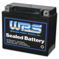 Sealed Maintenance Free 12V Battery Model #YTX20L-BS