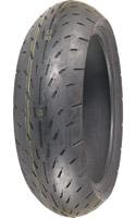 Shinko Stealth Ultra-Soft 180/55ZR17 Rear Tire