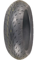 Shinko Stealth Ultra-Soft 190/50ZR17 Rear Tire