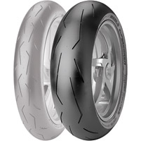 Pirelli Diablo Supercorsa SP 180/55ZR17 Rear Tire