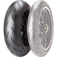 Pirelli Diablo Rosso Corsa 190/50ZR17 Rear Tire