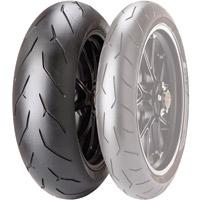 Pirelli Diablo Rosso Corsa 190/55ZR17 Rear Tire