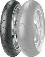 Metzeler Racetec Interact K2 120/70ZR17 Front Tire