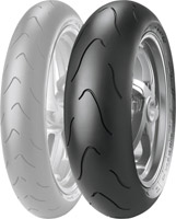 Metzeler Racetec Interact K3 180/55ZR17 Rear Tire