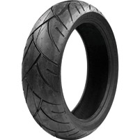 Shinko Blue Smoke Bomb 180/55ZR17 Rear Tire