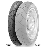 Continental Trail Attack 110/80R19 Front Tire