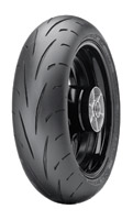 Dunlop Sportmax Q2 180/55ZR17 Rear Tire