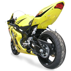 Hot Bodies Racing SBK Undertails for Suzuki