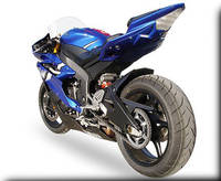 Hot Bodies Racing SBK Undertails for Yamaha