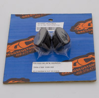 Greggs Customs Black Fairing Plugs