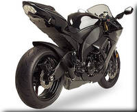 Hot Bodies Racing SBK Black Undertail
