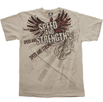 Speed and Strength T-shirt