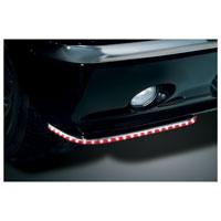 Kuryakyn LED Rear Fender Corner Trim for GL1800 California Sidecar Trikes