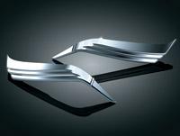 Kuryakyn Trunk Taillight Visors for GL1800 Gold Wing