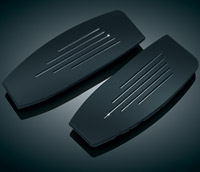 Kuryakyn Trident Replacement Rubbers for Driver Floorboards for GL1800