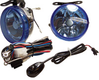 Add On Xenon Blue Driving Light Kit for Honda Gold Wing
