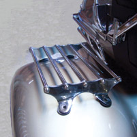 Add On Trike Fender Rack