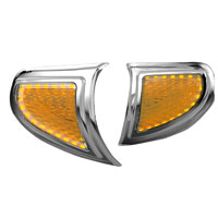 Kuryakyn Headlight Outer Trim