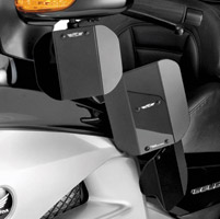 National Cycle Dark Tint Wing Deflector for GL1800