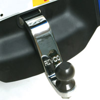 Rivco 3″ Drop Hitch for Gold Wing