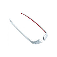 Add On Chrome Headlight Side Trim for GL1800 Gold Wing