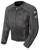 Gold Wing Men′s Skyline 2.0 Black/Black Jacket