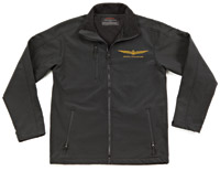 Gold Wing Soft Shell Men′s Jacket