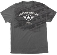 Speed and Strength Call to Arms Short Sleeve Shirt