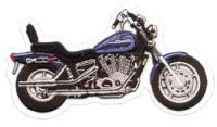 Honda Shadow Spirit Embroidered Patch