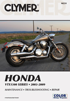 Clymer Honda VTX 1300 Series Manual