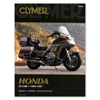 Clymer Honda Gold Wing and Valkyrie Motorcycle Repair Manual