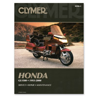 Clymer Honda Gold Wing &Valkyrie  Motorcycle Repair Manual