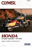 Clymer Honda Gold Wing & Valkyrie  Motorcycle Repair Manual