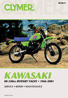 Clymer Kawasaki Singles Motorcycle Repair Manual