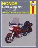 Haynes Honda Goldwing Shop Manual
