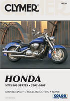 Clymer Honda Motorcycle Repair Manual