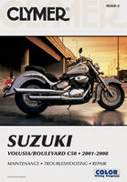 Clymer Suzuki Twins Motorcycle Repair Manual