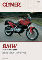 Clymer BMW Motorcycle Repair Manual