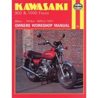 Haynes  Kawasaki Shop Manual
